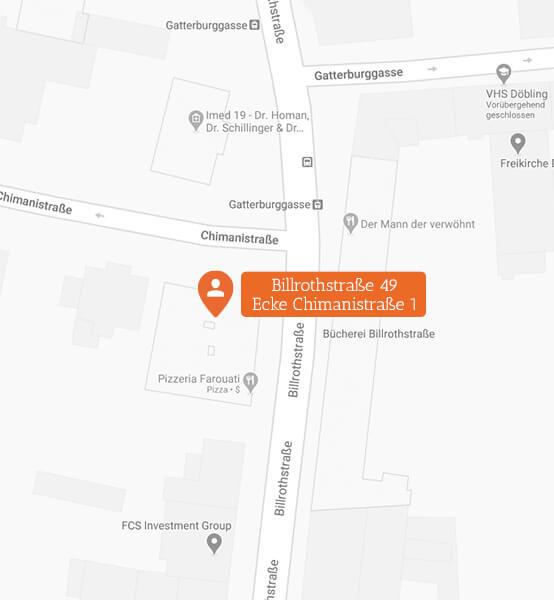 Billrothstrasse 49 Adresse Dr. Gernot Rainer